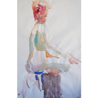 Original Figurative Watercolor