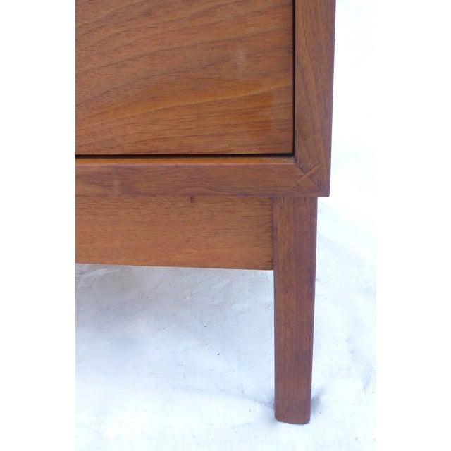 Image of Jens Risom Attri. Mid-Century Four-Drawer Dresser