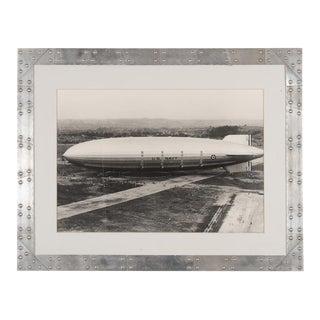 USS Akron US Navy Zeppelin Original 1931 Photograph
