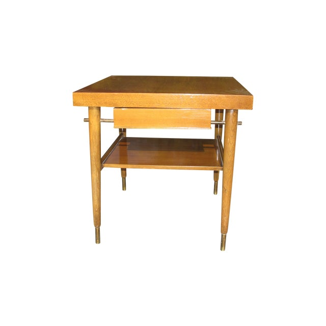 American of Martinsville Side Table - Image 1 of 5