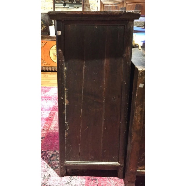 Chinese Antique Tapered Cabinet - Image 5 of 11