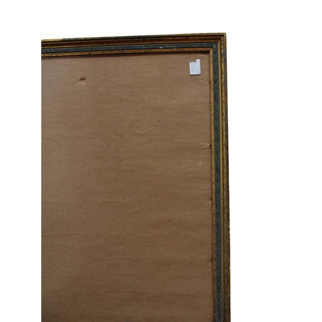 Image of Vintage Wooden Frame