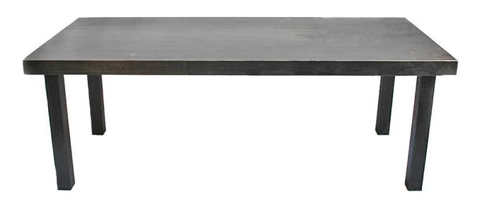 Industrial Modern Dining Table Chairish : industrial modern dining table 9557aspectfitampwidth640ampheight640 from www.chairish.com size 640 x 640 jpeg 18kB