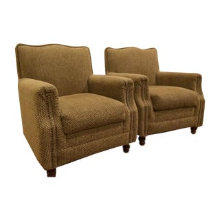 Charles Ray Chairs - A Pair