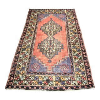 """Bellwether Rugs Turkish Oushak Small Area Rug - 3'9"""" X 6'2"""""""
