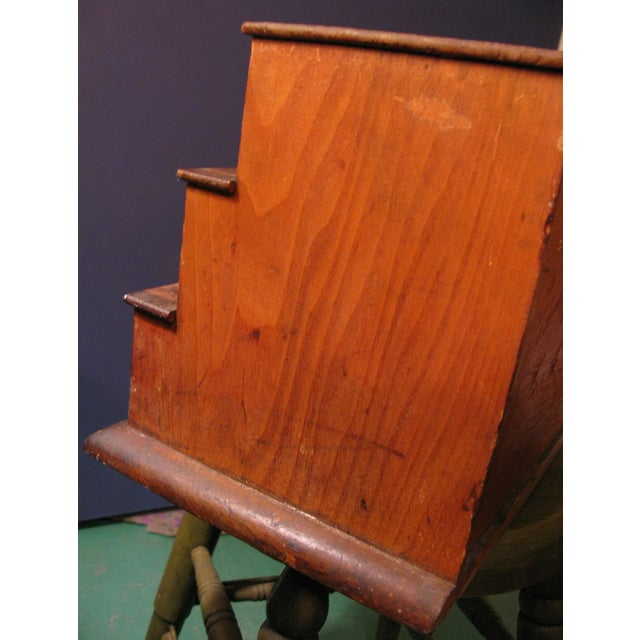 Early Original Graduated Apothecary Drawers - Image 11 of 11