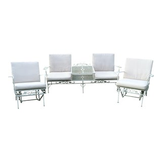 Salterini Outdoor Seating - Set of 3