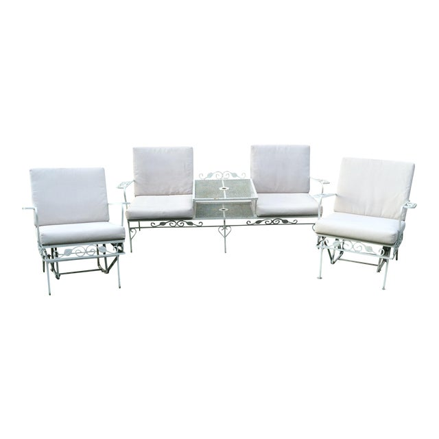 Salterini Outdoor Seating - Set of 3 - Image 1 of 11