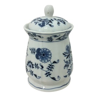 Blue Danube Ginger Jar