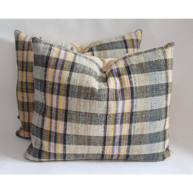 Image of Rag Rug Pillows