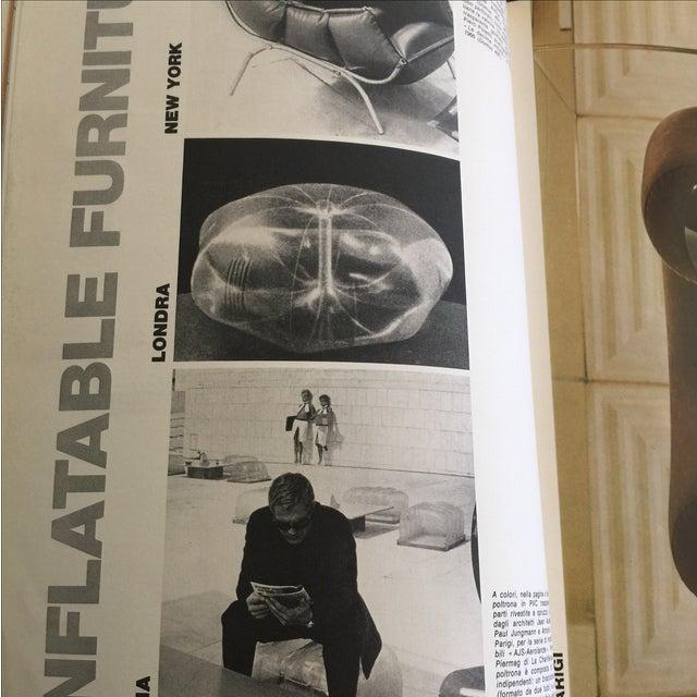 Domus Magazine 1967 Geo Ponti - Image 5 of 10