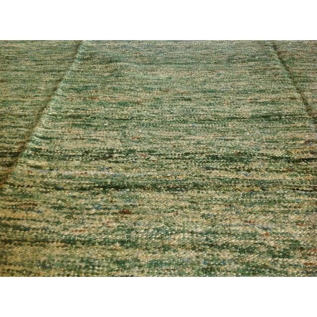 Sari Silk Flatweave Rug - 9′ × 12′ - Image 5 of 5