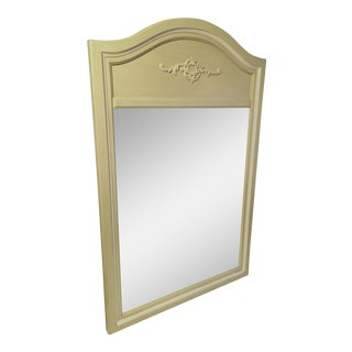 Trumeau Mirror: Vintage 1960s Henry Link French Provincial Bedroom Furniture - 1 of 14 Pieces