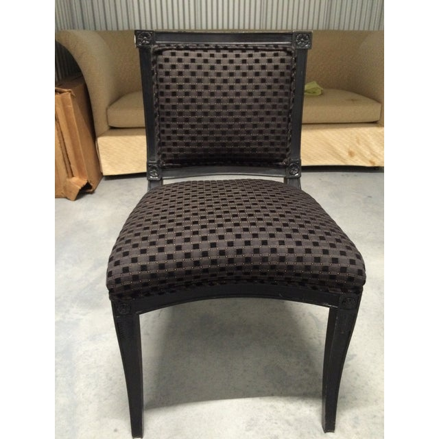 Trouvailles Furniture Dining Chairs - Set of 4 - Image 2 of 10