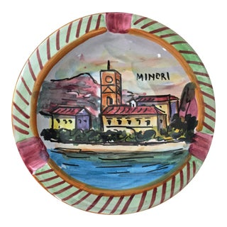 Minori, Italy Ashtray-Amalfi Coast