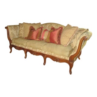 Century Furniture Vintage French Style Sofa