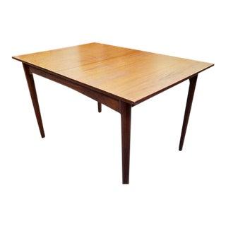 c.1960's Teak Dining Table