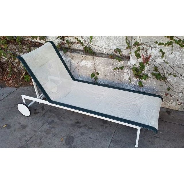 Richard Schultz Knoll Outdoor Chaise Lounge - Image 3 of 4