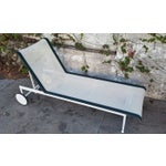Image of Richard Schultz Knoll Outdoor Chaise Lounge