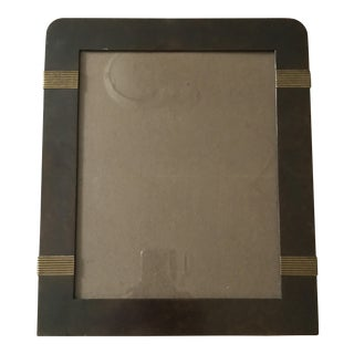 Art Deco Bronze Picture Frame