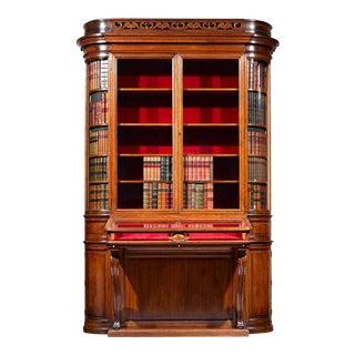 Victorian Secret Display Cabinet