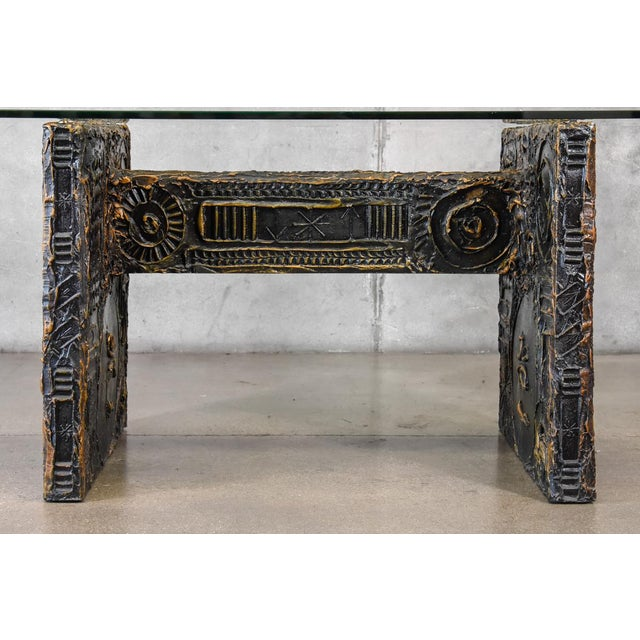 Adrian Pearsall Brutalist Dining Table - Image 4 of 11