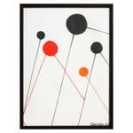Image of Alexander Calder - Balloons Lithograph
