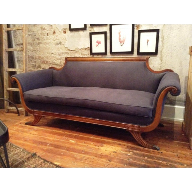 Federalist Style Sofa - Image 2 of 4