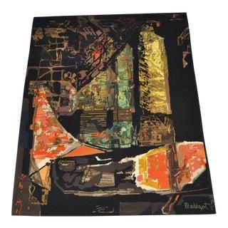 Mathieu Mategot Mid Century Modern Tapestry Masterpiece