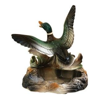 Lane & Co. Mid-Century Ceramic Duck TV Lamp