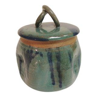 Mid-Century Modern Pottery Jar