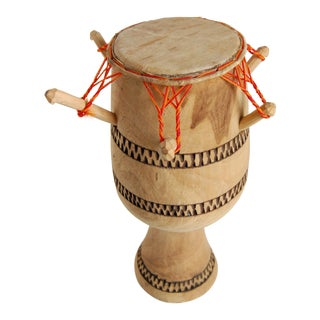 West African Tribal Drum