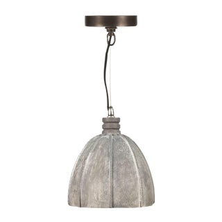 Sarreid LTD Cement Hanging Lamp