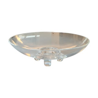 Steuben Footed Bowl