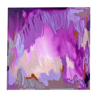 Linda Colletta Grand Violet III Painting