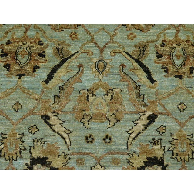 """Hand Knotted Pakistan Rug - 6'6"""" X 7'"""