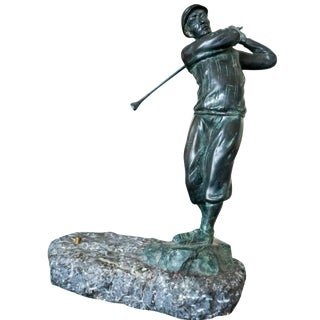 Maitland-Smith Handmade Golfer