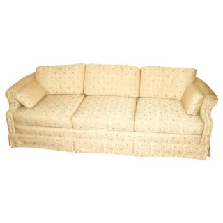 Vintage Lawson Style Fabric Sofa/Couch