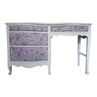 French Provincial Distressed Desk