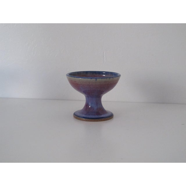 Studio Ceramic Punch Bowl Set - Set of 8 - Image 7 of 9