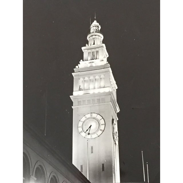 Mid-Century San Francisco Ferry Building Photo - Image 4 of 4