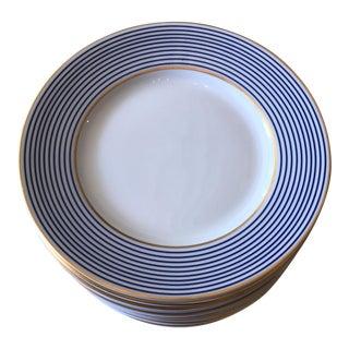 Limoges Crinoline Bread Plates - Set of 11
