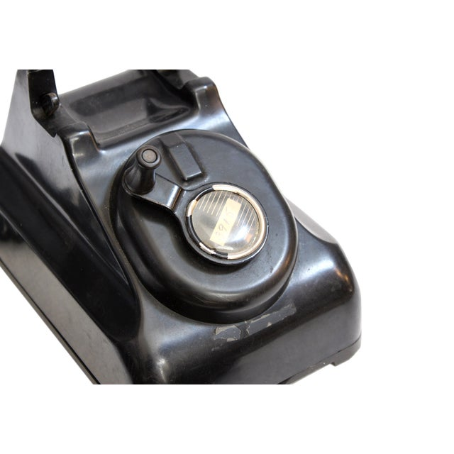 Vintage Rotary Dial Telephone - Image 4 of 4