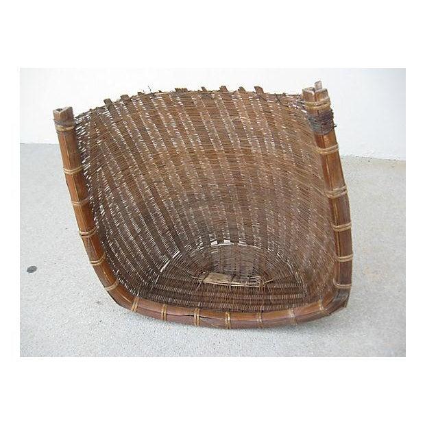 Primitive Rice Scoop Basket - Image 8 of 9