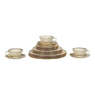 Lenox China Mansfield Dinnerware - Set of 19