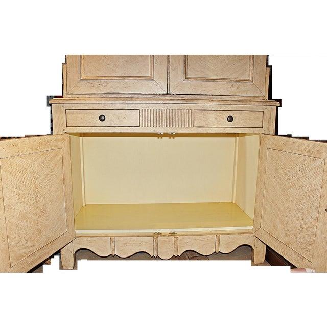 Baker Linen Press Armoire - Image 11 of 11