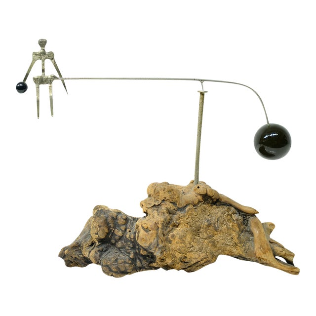 Swing Kid Sculpture - Image 1 of 6