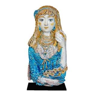 Ceramic Sculpture by Ugo Lucerni