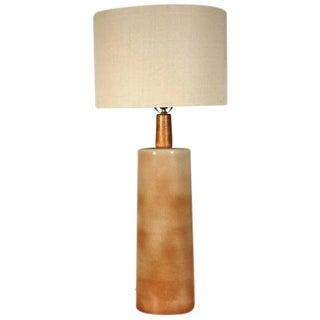 Gordon Martz for Marshall Studios Oversized Ceramic Table Lamp