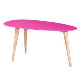 Small Egg Table - Fuschia